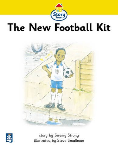 Story Street: Beginner Stage The New Football Kit(LILA)の詳細を見る