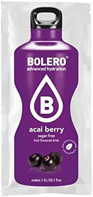 Bolero Bolero - 12 sobres Bayas de Acai (Acai berry)