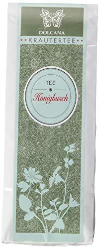 Dolcana Kräutertee Honigbuschtee, 1er Pack (1 x 100 g Packung)