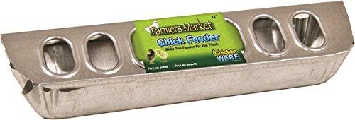Ware Manufacturing Slide Top Chick Feeder - 12'