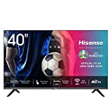 Hisense FHD TV 2020 40AE5500F - Smart TV Resolución Full HD, Natural Color Enhancer, Dolby Audio,...