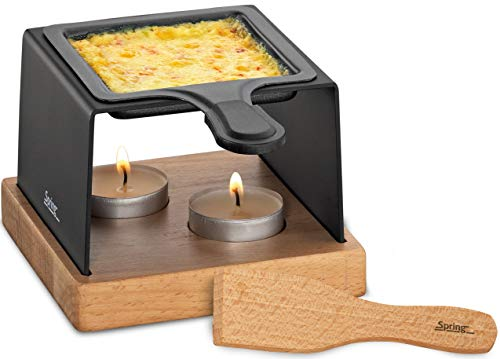 Spring 3035007001 Käse Gourmet Raclette, Metall