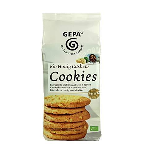 GEPA - Bio Honig Cashew Cookies - DE-ÖKO-001 1er-Pack