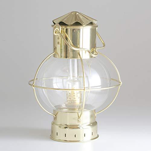 (DIL8703)(グロ-ブランプ-6) 真鍮製 船舶燈オイルランプ ランタン オランダ製 DEN HAAN ROTTERDAM デンハーロッテルダムDHR ペンダントライト