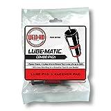 Weld Aid 007062 Lube-Matic Combo Pack Kleener Pad & Lube Pad for MIG Welders