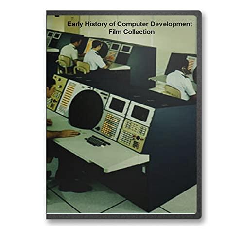 Early Computer History Film Collection on DVD - SAGE, IBM, NASA