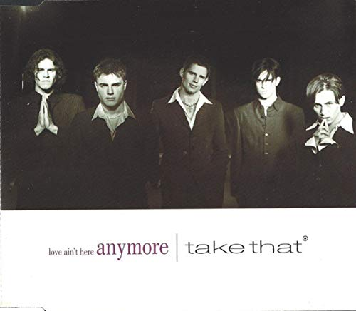 Love Ain'T Here Anymore/3 Trac