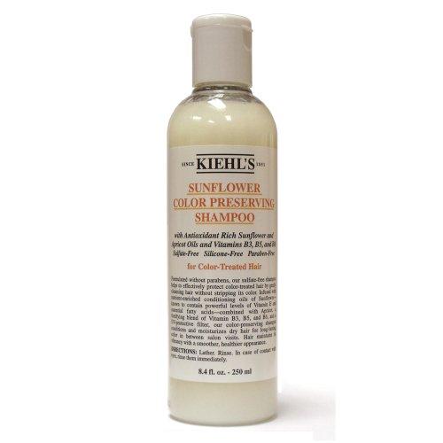 Kiehl's Sunflower Farberhaltendes Shampoo - Flasche Mittlere Größe 8.4oz (250ml)