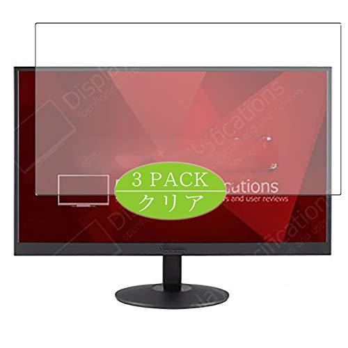 VacFun 3 Piezas HD Claro Protector de Pantalla Compatible con ViewSonic VA2403-h / VA2403-mh 23.6' Display Monitor, Screen...
