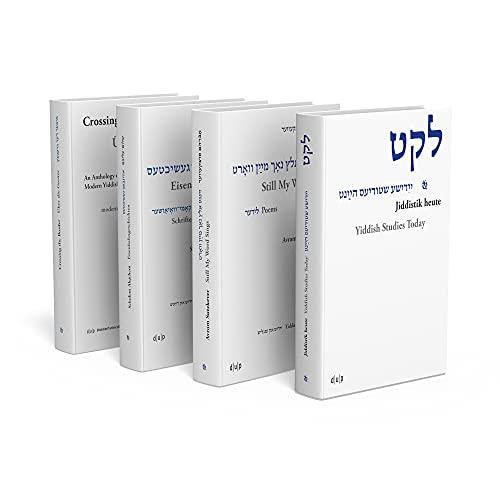Jiddisch lesen: 4-bändiges Set (Jiddistik Edition und Forschung / Yiddish Editions and Research / ייִדיש אויסגאַבעס און פֿאָרשונג, 1-4)