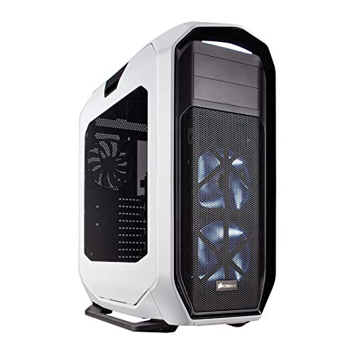 VIBOX Purity 5 - 3.6GHz Intel i7 Six Core CPU, GTX 970 GPU, Extreme, Water Cooled, Desktop Gaming PC Computer with 2 Game Bundle, Windows 10 OS, White Internal Lighting and Lifetime Warranty* (3.3GHz (3.6GHz Turbo) Super Fast Intel i7 5820K Six 6-Core CPU SKT2011 Advanced Processor, Nvidia GTX 970 Hall of Fame Graphics Card GPU, 64GB Kingston Predator 2800MHz RAM, 3TB Hard Drive, Corsair H100i GTX Liquid CPU Cooler, Superflower 750W PSU, Corsair 780T Case, X99 Motherboard), [Importado de UK]