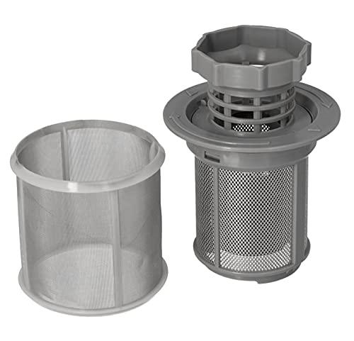 DREHFLEX - Sieb 214 - für Teile-Nr. 10002494/427903 / 170470 kompatibel Bosch Siemens Neff Constructa Spülmaschine Feinsieb/Ablauffilter