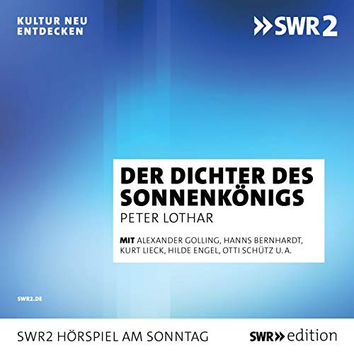 Der Dichter des Sonnenkönigs audiobook cover art