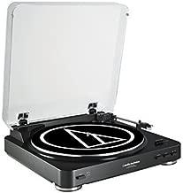 Audio-Technica ATLP60USB LP to USB Digital Belt Drive Turntable - (Black)
