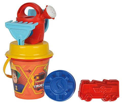 Simba - Sandspielzeug in Rot/Gelb/Blau, Größe 0