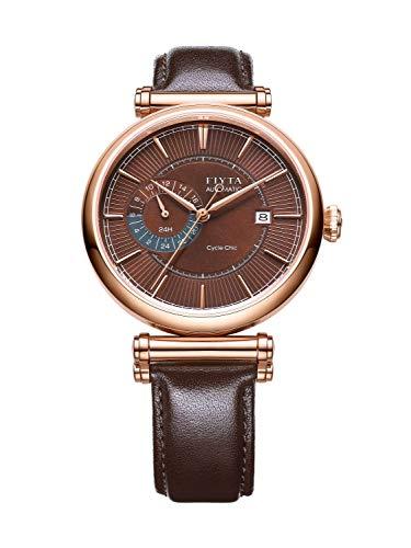 Fiyta in automatico Brown quadrante mens orologio GA850001.PSR