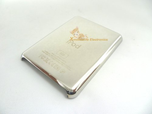 8gb Metal Back Rear Housing Case Cover Backplate for iPod Nano 3rd Gen