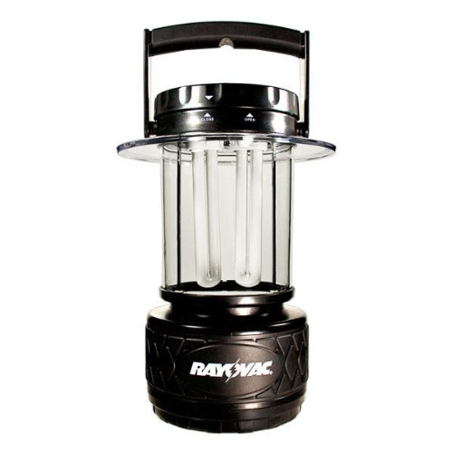 Rayovac SPLN8D-TA Sportsman Area Lantern With Twin Fluorescent Bulbs