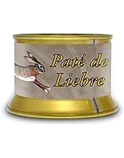 Paté de liebre trufado al Armagnac Montes Universales (135g)