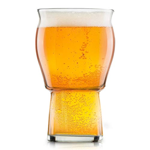 Nucleated Beer Glass - Beer Glasses