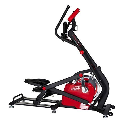 Finnlo Maximum - Bicicleta elíptica Elliptica Spirit E-Glide