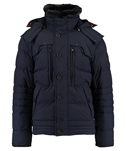 Wellensteyn Herren Stardust Jacke, Blau (Midnightblue Mdb), Medium