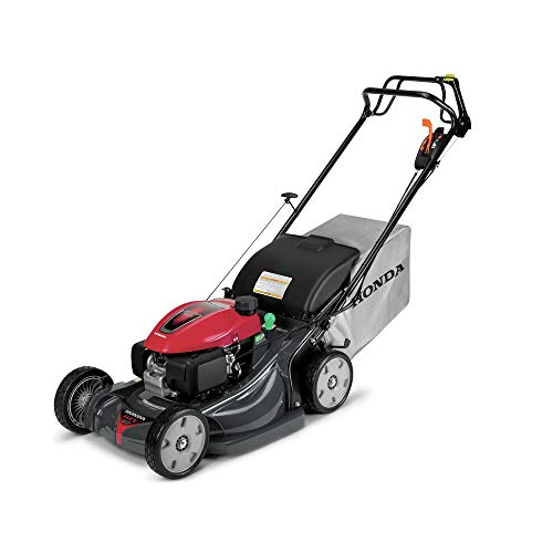 Honda 662330 21 in. GCV200 4-in-1 Versamow System Walk Behind Mower w/ Clip Director, MicroCut Twin Blades & Roto-Stop (BSS)