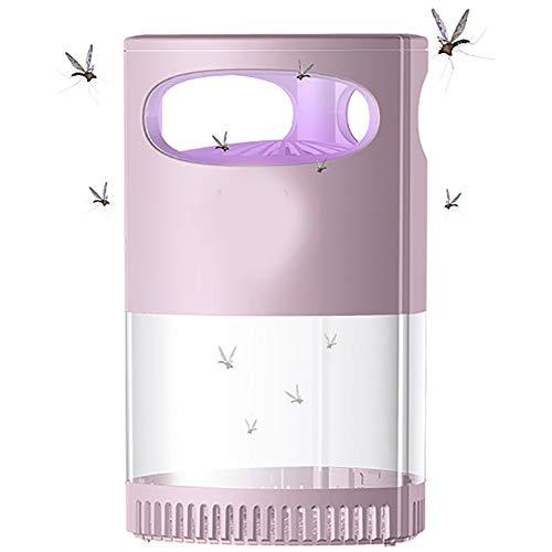 XINGXINGNS Opgewaardeerde Bug Zapper met UV Lamp, LED Licht, Muggen Killer Trap Indoor Outdoor Elektronische Insect Killer, Niet-giftige Stille Muggen Aantrekkelijke Trap Draagbare Pest Controle