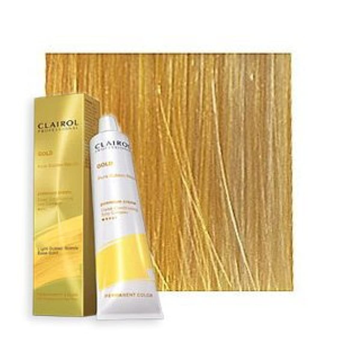 習熟度海洋のスリップClairol Professional - SOY4PLEX - Lightest Golden Blonde 10G - 2 oz / 57 g