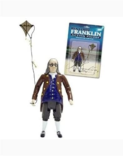 precioso Accoutrements Benjamin Franklin Action Figure Figure Figure by Accoutrements  entrega rápida