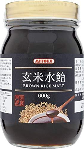 ミトク 玄米水飴 600g