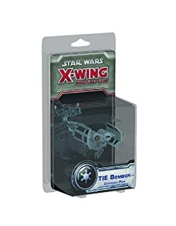 Star Wars X-Wing: Tie Bomber Expansion Pack (1616616776) | Amazon price tracker / tracking, Amazon price history charts, Amazon price watches, Amazon price drop alerts
