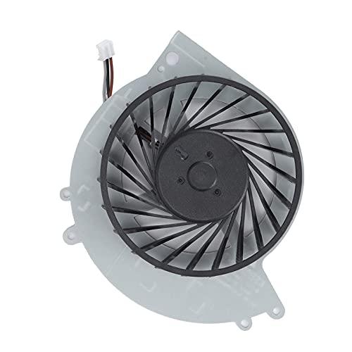 Surebuy El Ventilador de refrigeración del Juego, el Ventilador de refrigeración Interno mejoran la Potente función de disipación de Calor para Playstation 4 / PS4‑1200 / CUH ‑ 1215a
