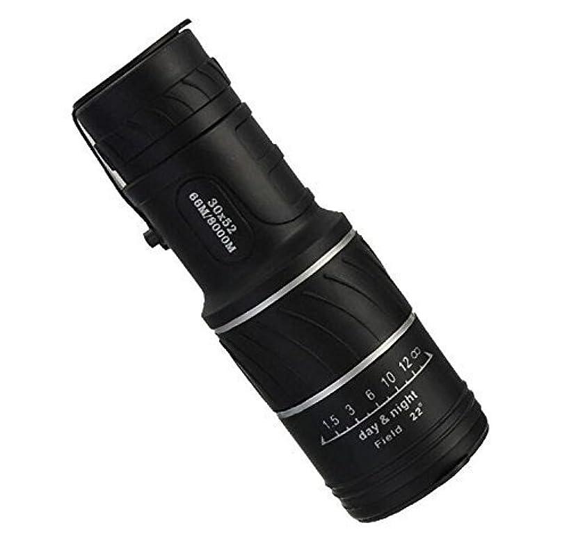 Eoncore Waterproof 30x52 Dual Focus Optic Lens Travel Monocular Scope Binoculars Telescope for Camping, Hiking, Fishing, Bird Watching, Concerts