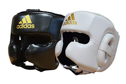 adidas Unisex Speed Sparring Boxtraining Kopfschutz, Schwarz, Größe M