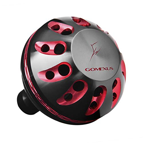 Gomexus Power Handle For Abu Garcia C3 4600 Baitcasting Reel 8x5mm Shaft 105mm