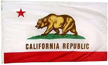 product image for 3x5' California 2ply Polyester State Flag