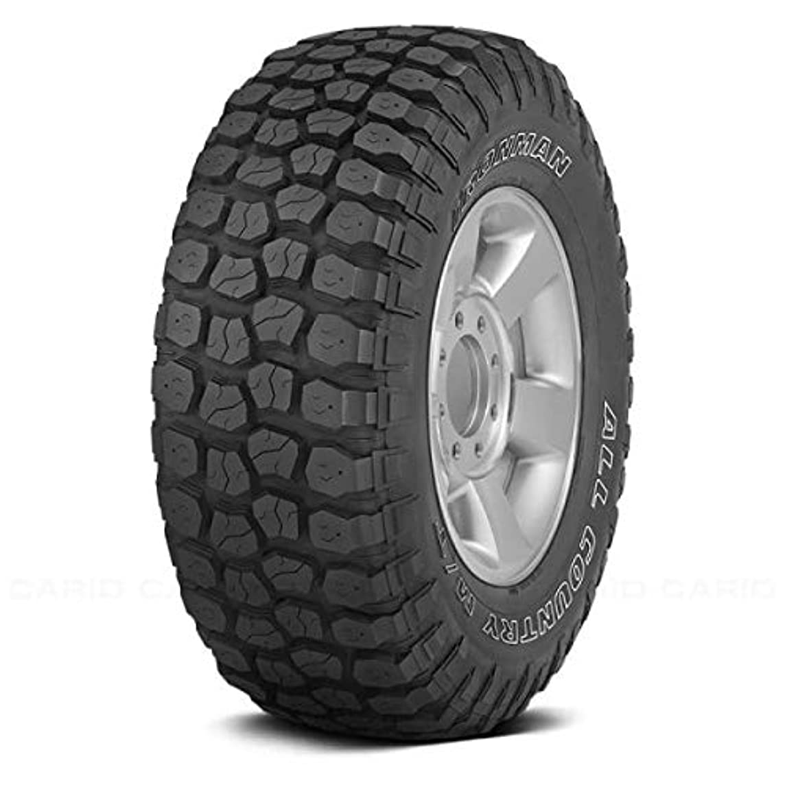 Ironman All All Country M/T all_ Season Radial Tire-LT285/70R17 121Q