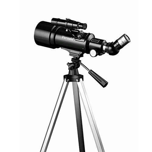Best Bargain GGPUS Refractor Telescope with Tripod & Finder Scope, Portable Telescope for Kids & Ast...