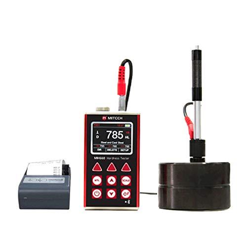 Dhmm123 Digital MH660 LCD Digital de Metal portátil probador de dureza específico