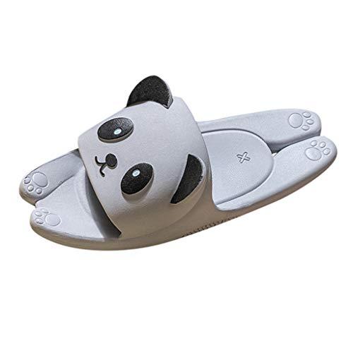 YWLINK Sandalias De Dibujos Animados para NiñOs Zapatillas De Playa Antideslizantes De Verano con Fondo Suave Zapatos De BañO para El Hogar Lindo Regalo De CumpleañOs