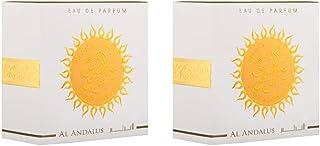 Lattafa Unisex Shams Al Shamoos Andalus EDP - 35 ml + 35 ml
