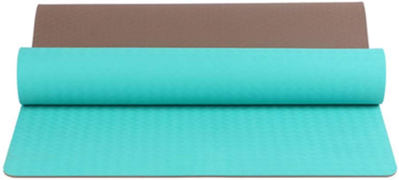 LTLCLZ Yoga Mat Female Thickening Long Beginner Non-Slip Fitness Yoga Mat