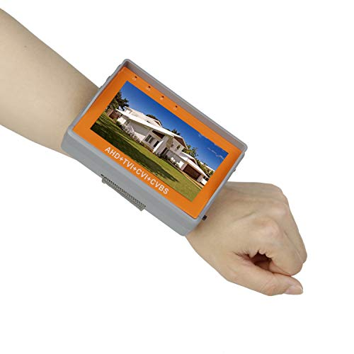 Big Save! Xenocam 4.3 Inch Wrist CCTV Tester 4 in 1 1080P Portable Camera Tester AHD TVI CVI CVBS Te...
