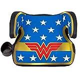 KidsEmbrace Wonder Woman Booster Car Seat, DC Comics Youth...