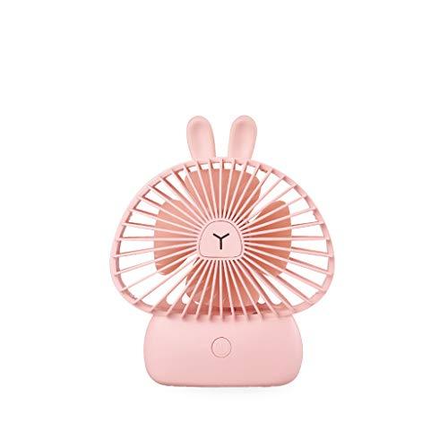 Hunpta@ Portatif Mini Ventilateur,Ventilateur portatif Rechargeable alimenté par USB Mini Ventilateur portatif