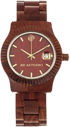 SUNSET - wooden watches