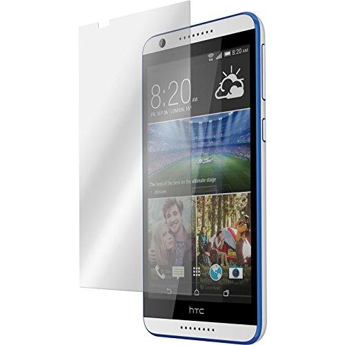 PhoneNatic 1 x Glas-Folie klar kompatibel mit HTC Desire 816 - Panzerglas für Desire 816