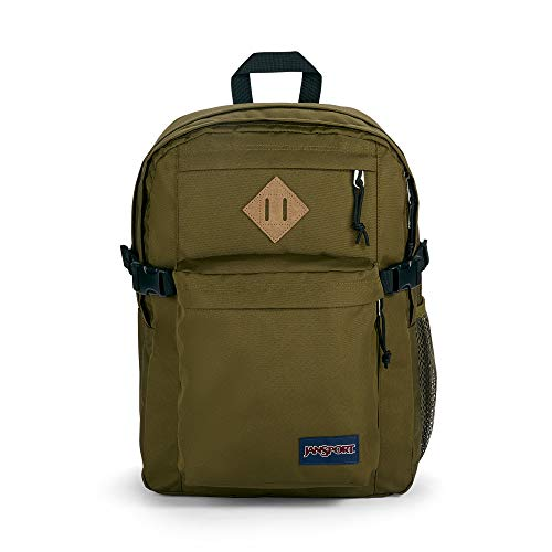 JanSport Main Campus Student Backpack - School, Travel, or Work Bookbag with 15-Inch Laptop...