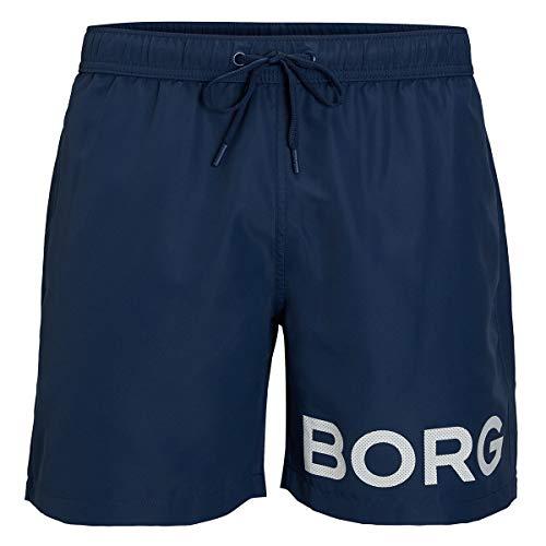 Bjorn Borg Sheldon Swim Sackartige Shorts - Large